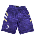 Nahziah Carter Washington Basketball Practice Shorts With Number (Size L)
