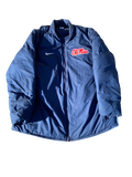 Zack Phillips Ole Miss Team Issued Winter Coat (Size XL)
