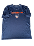 Ty Weber Illinois Baseball Team Issued Workout Shirt (Size XL)