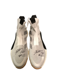 Robert Woodard II Mississippi State Basketball Signed Team-Issued Sneakers (Size 15)