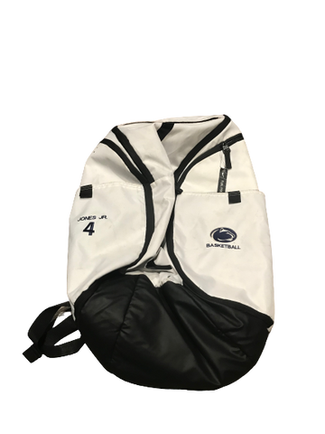 Curtis Jones Penn State Basketball Backpack With Name and Number