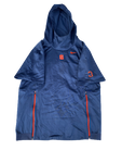 Chris Fredrick Syracuse Football Team Issued Short Sleeve Hoodie with Number (Size L)