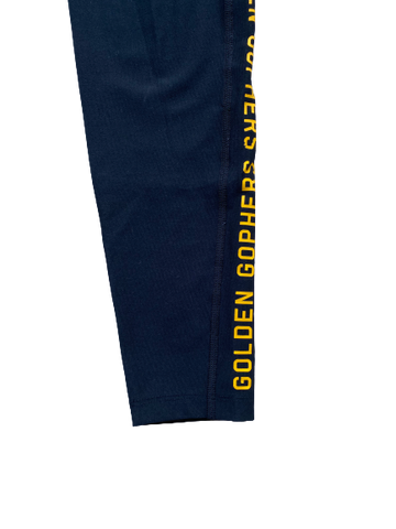 Kasey Reuter Iowa Team Issued Sweatpants (Size MT)