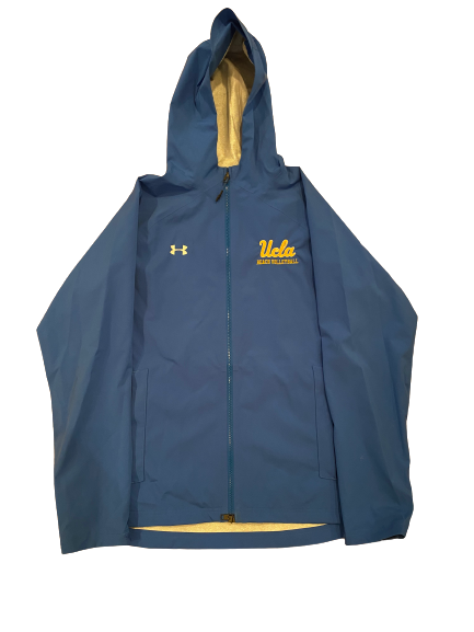 Lily Justine UCLA Volleyball Full-Zip Jacket (Size M)