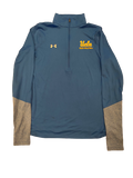 Lily Justine UCLA Volleyball Quarter-Zip Pullover (Size M)