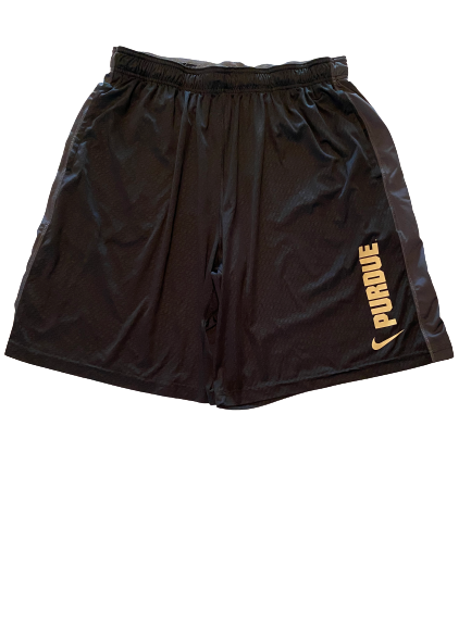 Ryan Cline Purdue Basketball Workout Shorts (Size XXL)