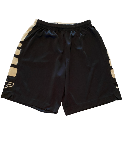 Ryan Cline Purdue Basketball Practice Shorts (Size XL)
