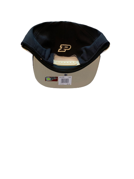 Ryan Cline Purdue Basketball Snapback Hat