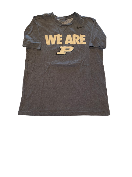 Ryan Cline Purdue Basketball Workout Shirt (Size L)
