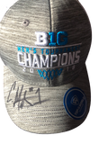Charles Matthews Signed Player Issued 2018 Big Ten Champions Hat