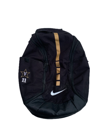 Simi Shittu Vanderbilt Basketball Nike Backpack With Number