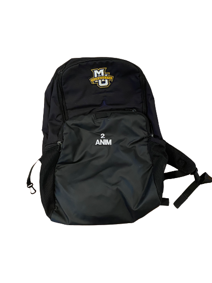 Sacar Anim Marquette Basketball Player Exclusive Backpack