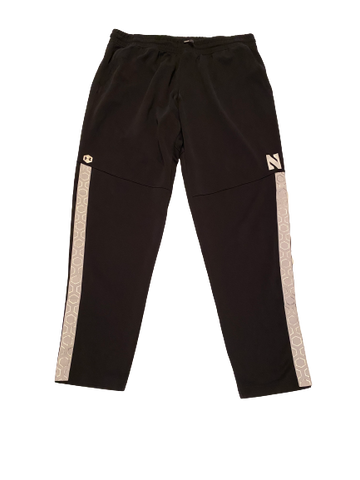Alex Miller Northwestern Football Sweatpants (Size XXLT)