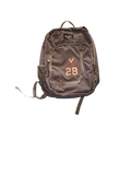 Noah Murdock Virginia Baseball Team Issued Backpack with Number