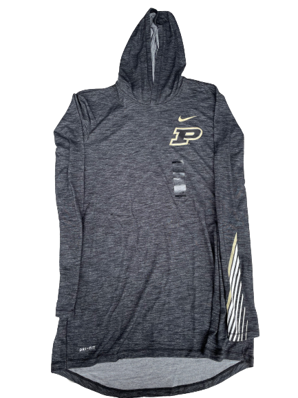 Nojel Eastern Purdue Basketball Performance Sweatshirt (Size LT)