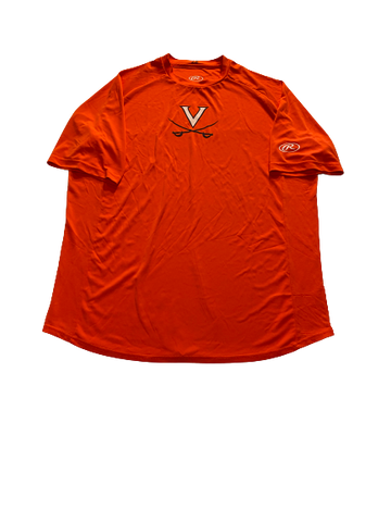 Noah Murdock Virginia Baseball Workout Shirt (Size XL)