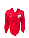 Khalil Iverson Wisconsin Basketball Team Warm-Up Jacket (Size XL)