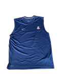 Malcolm Holland Arizona Football Nike Workout Tank (Size L)