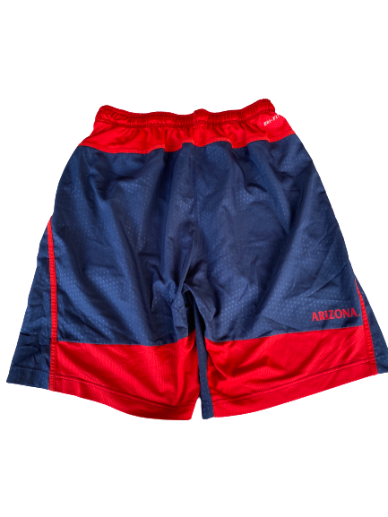 Malcolm Holland Arizona Nike Shorts (Size XL)