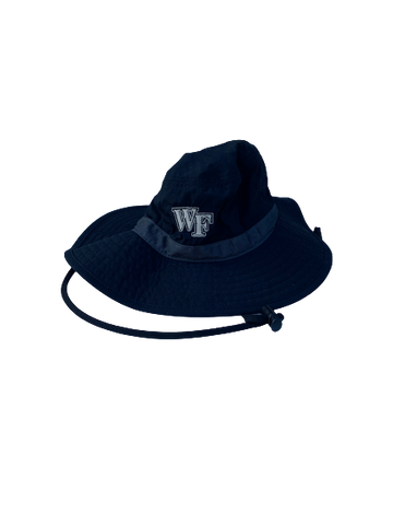 Tabari Hines Wake Forest Team Issued Bucket Hat