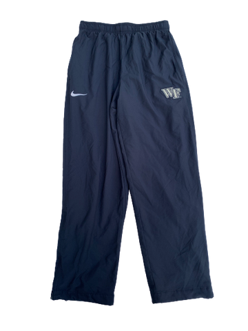 Tabari Hines Wake Forest Team Issued Sweatpants (Size M)