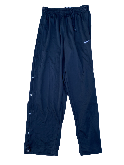 Mike Edwards Georgia Team Issued Nike Pre-Game Warm-Up Snap-Off Pants (Size XL)