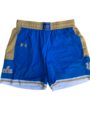 Monique Billings UCLA Game Worn Shorts (Size M) - Photo Matched