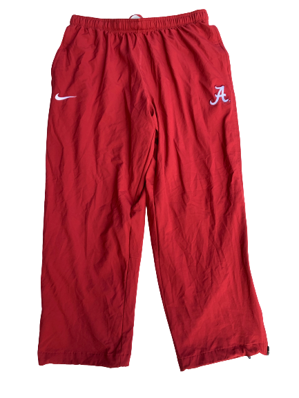Matt Womack Alabama Team Issued Sweatpants (Size XXXL)