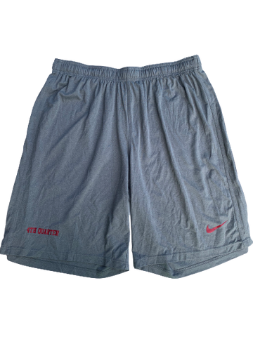 "Matt Womack Alabama Team Exclusive ""4th Quarter"" Shorts (Size XXXL)"
