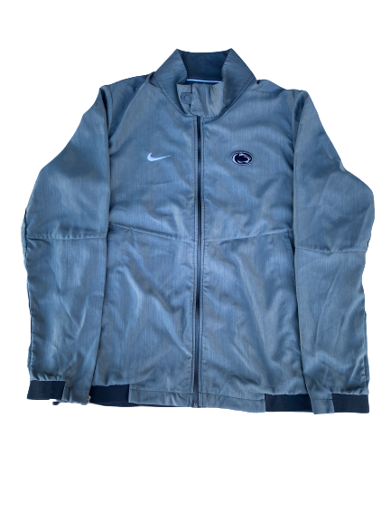 Ryan Sloniger Penn State Baseball Full-Zip Jacket (Size L)