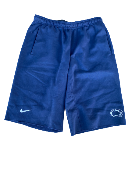 Ryan Sloniger Penn State Baseball Sweat Shorts (Size L)