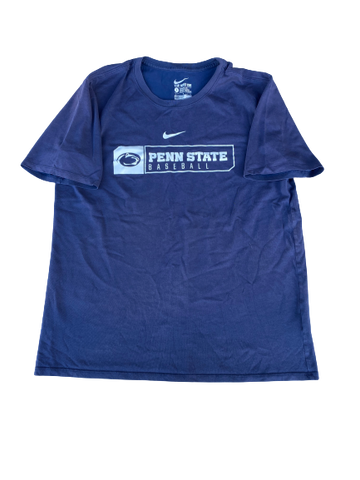 Ryan Sloniger Penn State Baseball Workout Shirt (Size L)