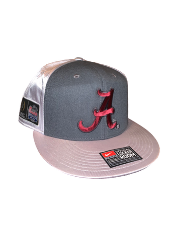 Dallas Warmack Alabama College Football Playoff Official Locker Room Hat