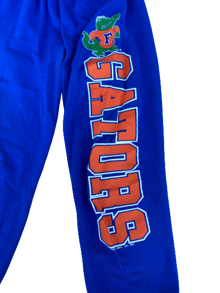 "Scottie Lewis Florida ""Gators"" Sweatpants (Size M)"
