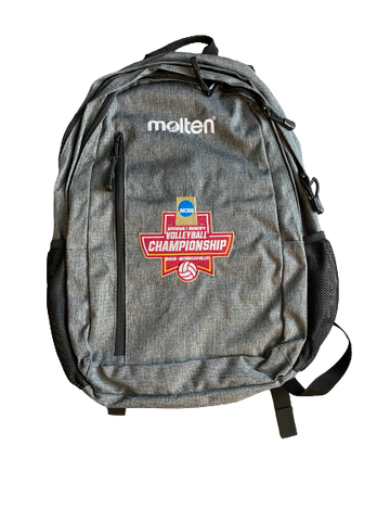 Kenzie Maloney 2018 Player Issued Division 1 Women's Volleyball Championship Backpack