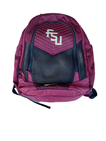 Cole Sands Florida State Baseball Athlete Issued Backpack