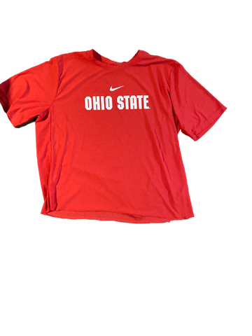 Dontre Wilson Ohio State Team Issued T-Shirt (Size L)