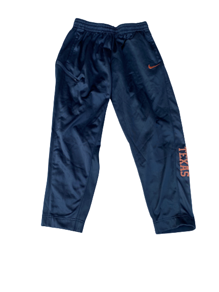 Blake Nevins Texas Team Issued Sweatpants (Size XL)