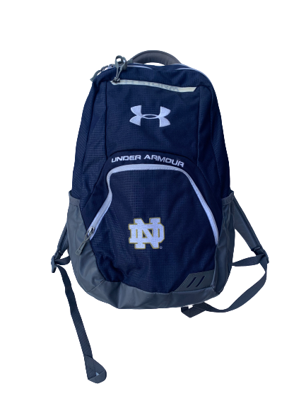 Arike Ogunbowale Notre Dame Team Issued Backpack