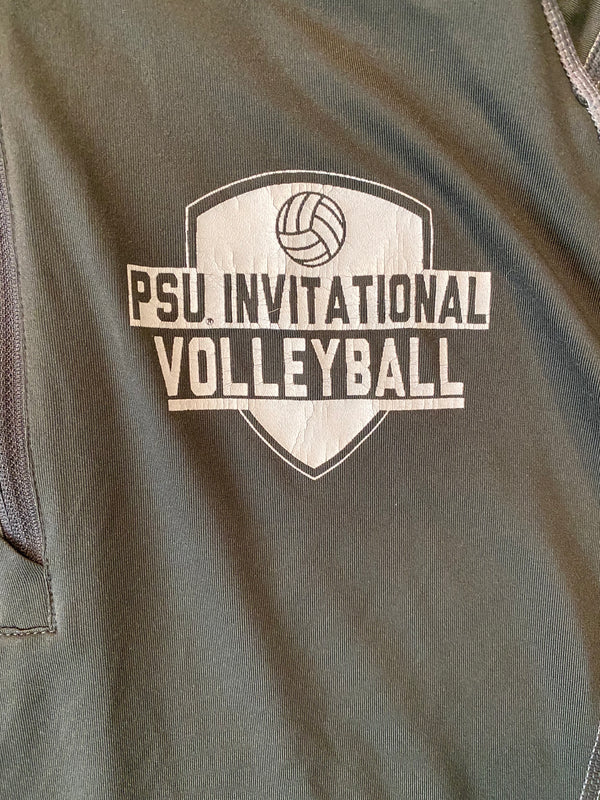 Haleigh Washington Penn State Invitational Volleyball 1/4 Zip Jacket (Size XL)