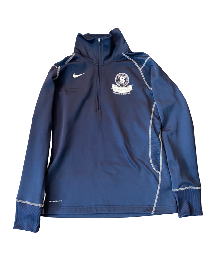 Haleigh Washington Penn State 50th Anniversary Women In Sport 1/4 Zip (Size L)