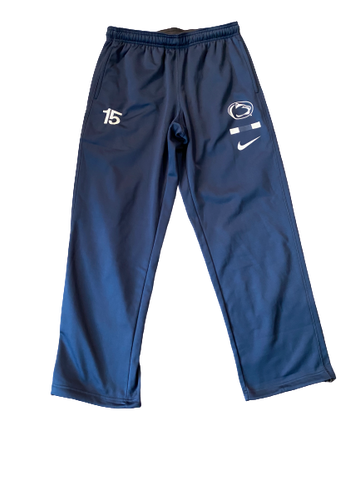 Haleigh Washington Penn State Nike Sweatpants With Number (Size L)