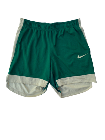 Chloe Jackson Baylor Team Issued Shorts (Size Women's S)