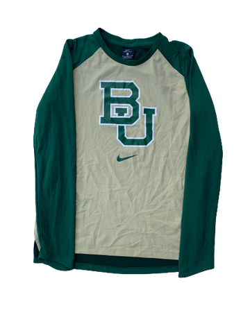 Chloe Jackson Baylor Team Issued Game Warm-Up Shooting Shirt (Size Women's M)