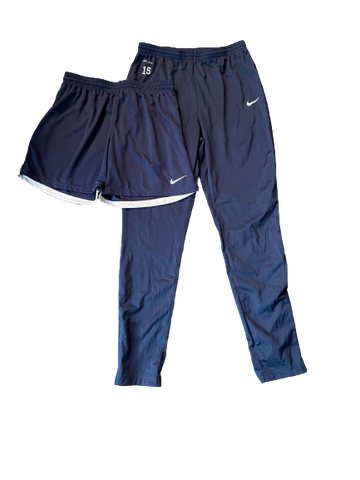 Zoe Redei Nike Set (Sweatpants With Number and Shorts)