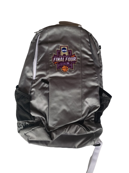 Arike Ogunbowale Notre Dame Player Exclusive 2018 Final Four Backpack