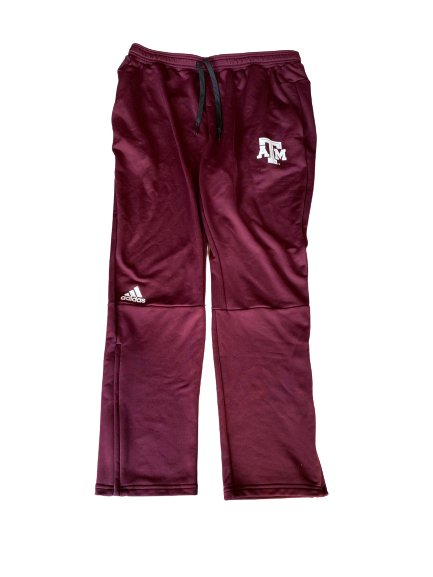 Mason Cole Texas A&M Baseball Team Issued Sweatpants (Size XL)