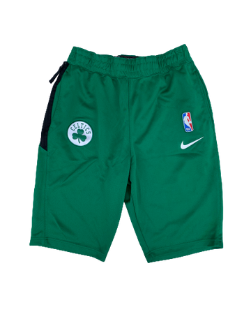 Tremont Waters Boston Celtics Team Exclusive Sweat Shorts (Size M)