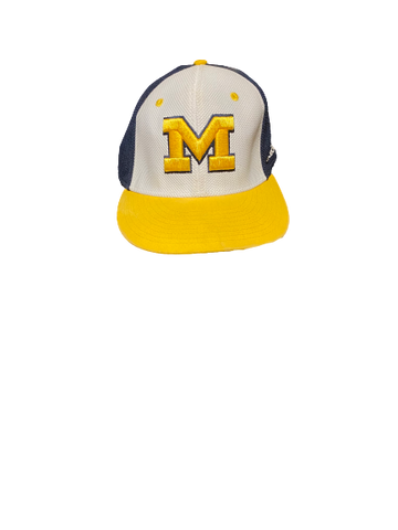 Harrison Wenson Michigan Baseball Adidas Game Hat