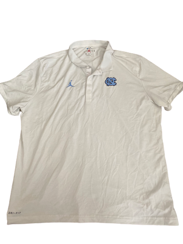 North Carolina Jordan Polo Shirt (Size XL)